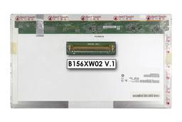 AUO B156XW02 V.1 (15.6 inch) 1366x768 HD LED használt matt laptop kijelző