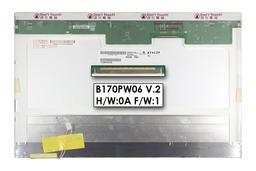 AUO B170PW06 17 inch 1440x900 WXGA+ használt laptop kijelző