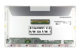 AUO full HD LED, 1920x1080, 15,6'' LCD kijelző,B156HW01 V.0