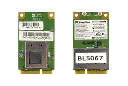 AzureWave AW-NE771 használt Mini PCI-e WiFi kártya
