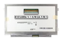 Gyári új fényes 10.1 WSVGA (1024x600) laptop Slim kijelző (csatlakozó: 40 pin - jobb) Lenovo IdeaPad S10-3 laptopokhoz