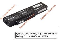 Benq JoyBook A52, C41, Packard Bell MH35 használt 6 cellás 75%-os laptop akku/akkumulátor (2C.20C30.011, SQU-701)