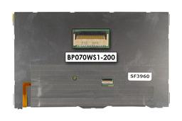 BOE 7 inch gyári új fényes tablet kijelző, BP070WS1-200
