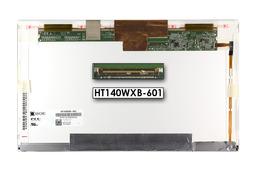 Gyári új matt 14.0'' HD (1366x768) LED laptop kijelző (csatlakozó: 40 pin - bal)