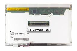 BOE hydis HT121WX2-103 WXGA 1280x800 használt fényes laptop kijelző
