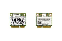 Broadcom BCM94312HMG használt Mini PCI-e (half) laptop WiFi kártya