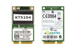Broadcom Bluetooth Wireless 370 használt Mini PCI-e Bluetooth kártya Dell laptophoz (0P560G)