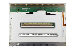 ID Tech 15 inch CCFL SXGA+ 1400x1050 használt matt laptop kijelző (N150P3-L01)