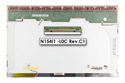 Chi-Mei 15.4 inches használt fényes laptop kijelző (N154I1-L0C)