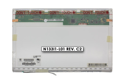 Chi-Mei N133I1-L01 Rev. C2 gyári új fényes 13,3'' WXGA HD (1280x800) CCFL laptop LCD kijelző (20 pin)