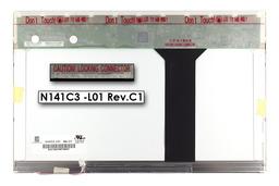 Chi-Mei N141C3-L01 WXGA+ 1440x900 CCFL gyári új matt laptop kijelző