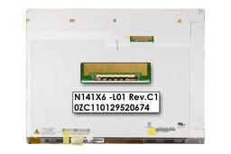Chi Mei (N141X6-L01) 14,1 inch XGA 1024x768 CCFL használt matt laptop kijelző