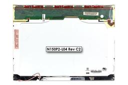 Chi Mei N150P2-L04 Rev C2 15'' CCFL SXGA+ (1400x1050) használt matt laptop kijelző