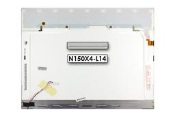 Chi-Mei N150X4 XGA 1024x768 használt fényes laptop kijelző (N150X4-L14)