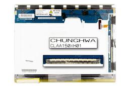 Chunghwa CLAA150XH01 15'' XGA használt fényes laptop kijelző