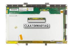 Chunghwa CLAA154WA01 15.4'' WXGA CCFL használt matt laptop kijelző