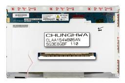 Chunghwa CLAA154WB05AN WXGA 1280x800 használt fényes laptop kijelző
