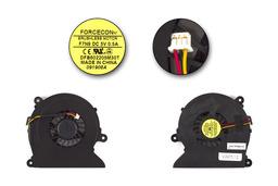 Clevo M760, M760S, M761, M762 használt laptop hűtő ventilátor (DFB602205M30T)
