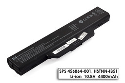 Compaq 610, 615, HP 6720s, 6730s használt 6 cellás 50%-os gyári laptop akku/akkumulátor  HSTNN-FB51