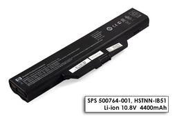 Compaq 610, 615, HP 6720s, 6730s használt 6 cellás 75%-os laptop akku/akkumulátor (SPS 500764-001)