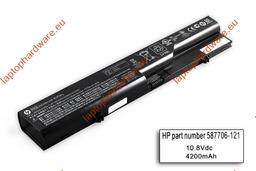 HP Compaq 620, 625, ProBook 4520s használt gyári 6 cellás 70%-os laptop akku/akkumulátor (PH06, 593572-001)