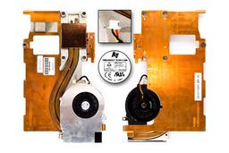 Compaq evo n1000c, n1000v, n1020v használt laptop hűtő ventilátor 291648-001