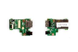 Compaq Mini 700EA, Mini 1000 laptophoz használt töltő és USB panel (6050A2226801)