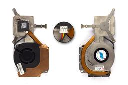 Compaq Presario 2100 (AMD), 2200, HP Compaq nx9000, Pavilion ze4200, ze5200 használt komplett laptop hűtő ventilátor (371796-001)