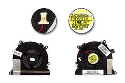 Compaq Presario CQ40, CQ45, HP Pavilion dv4 sorozat használt laptop hűtő ventilátor (486844-001, DFS531005MC0T)