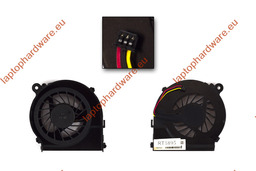 HP Pavilion G4-1000, G6-1000, G7-1000 használt laptop hűtő ventilátor (646578-001)