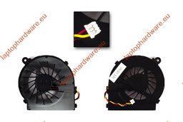 Compaq Presario CQ42, CQ56, CQ62, HP G42 gyári új laptop hűtő ventilátor (646578-001)