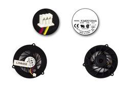 Compaq Presario CQ50, CQ60, CQ70 használt laptop hűtő ventilátor (KSB05105HA)
