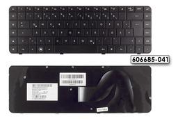 Compaq Presario CQ56, CQ62. HP G56, G62 német notebook billentyűzet, 606685-041