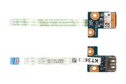 Compaq Presario CQ56, CQ62, HP G56, G62 használt USB panel kábellel (4FAX1UB0000, DA0AX1TB6E0)