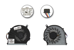 Compaq Presario CQ58, HP 650 használt laptop hűtő ventilátor (686259-001)