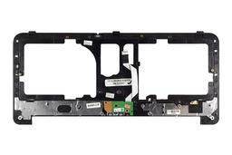 Compaq Presario CQ61 laptophoz használt bekapcsoló panel billentyűzet kerettel, 534808-001