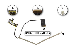 HP G sorozat G62 LCD kábel