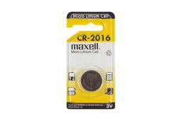CR2016 CMOS elem, 3V-os Maxell