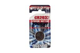 CR2032 CMOS elem, 3V-os Maxell