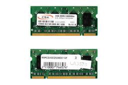 1GB DDR2 800MHz gyári új laptop memória