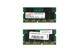 CSX 512MB SDRAM 100MHz 32Mx8 gyári új laptop memória
