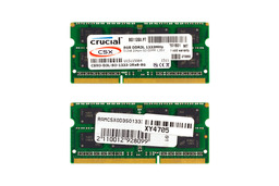 8GB DDR3L 1333MHz gyári új notebook low voltage memóra