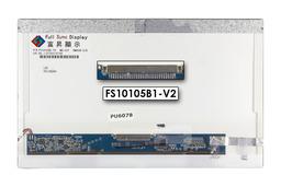 Dalle WSVGA 10,1 1024x600 használt fényes netbook kijelző, FS10105B1-V2