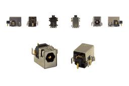 HP Compaq nc6110, nx6110 DC tápaljzat, DC-020 1.7mm
