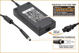 Dell Precision M4600 19,5V 9,23A 180W-os laptop töltő