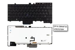 Dell Latitude E6400 fekete magyar laptop billentyűzet