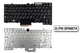 Dell E5510, E6410 gyári új magyar laptop billentyűzet (DPN 0FM874)