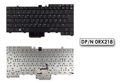Dell E6500, E6510 használt svéd-finn laptop billentyűzet (DP/N 0RX218)