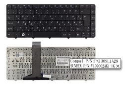 Dell Inspiron 1110, 11Z gyári új magyar laptop billentyűzet (0DJFHM)