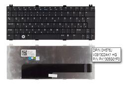 Dell Inspiron 1210, Mini 12 gyári új magyar fekete laptop billentyűzet (0H576J)